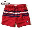 ホリスター HOLLISTER 正規品 メンズ スイムパンツ 水着 Stripe Guard Fit Swim Shorts 333-340-0500-504