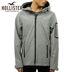 ホリスターHOLLISTER正規品メンズアウタージャケットSoftshellHoodedJacket332-328-0600-112