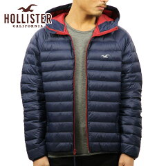 ホリスターHOLLISTER正規品メンズアウタージャケットLightweightDownPufferJacket332-328-0649-200