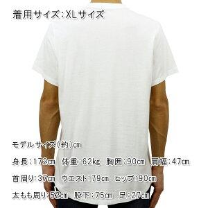 ホリスターHOLLISTER正規品メンズ半袖ヘンリーTシャツMust-HaveHenley321-615-0332-100