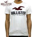 ホリスター HOLLISTER 正規品 メンズ 半袖ロゴTシャツ Logo Graphic Tee 323-248-0135-100