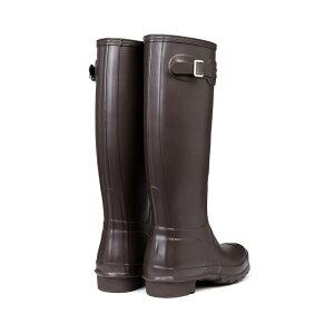 ハンターHUNTER正規販売店レディースレインブーツ長靴WOMENSORIGINALTALLウィメンズオリジナルトールBITTERCHOCOLATEHWFT1000RMABCH