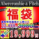 福袋 メンズ アバクロンビー&フィッチ(Abercrombie&Fitch) 正規品 アバクロ A0 ...