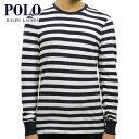 【販売期間 4/8 10:00〜4/16 09:59】 ポロ ラルフローレン POLO RALPH LAUREN 正規品 メンズ 長袖Tシャツ Long-Sleeved Jersey T-Shirt D20S30