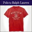 【スーパーDEAL商品 3/17 10:00〜3/30 9:59】 ポロ ラルフローレン POLO RALPH LAUREN 正規品 メンズ 半袖Tシャツ Custom Marine Academy T-Shirt