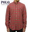 【スーパーDEAL商品 5/12 10:00〜5/25 9:59】 ポロ ラルフローレン POLO RALPH LAUREN 正規品 メンズ 長袖シャツ Custom-Fit Solid Oxford Shirt