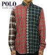 【スーパーDEAL商品 3/17 10:00〜3/30 9:59】 ポロ ラルフローレン POLO RALPH LAUREN 正規品 メンズ 長袖シャツ Custom-Fit Solid Oxford Shirt