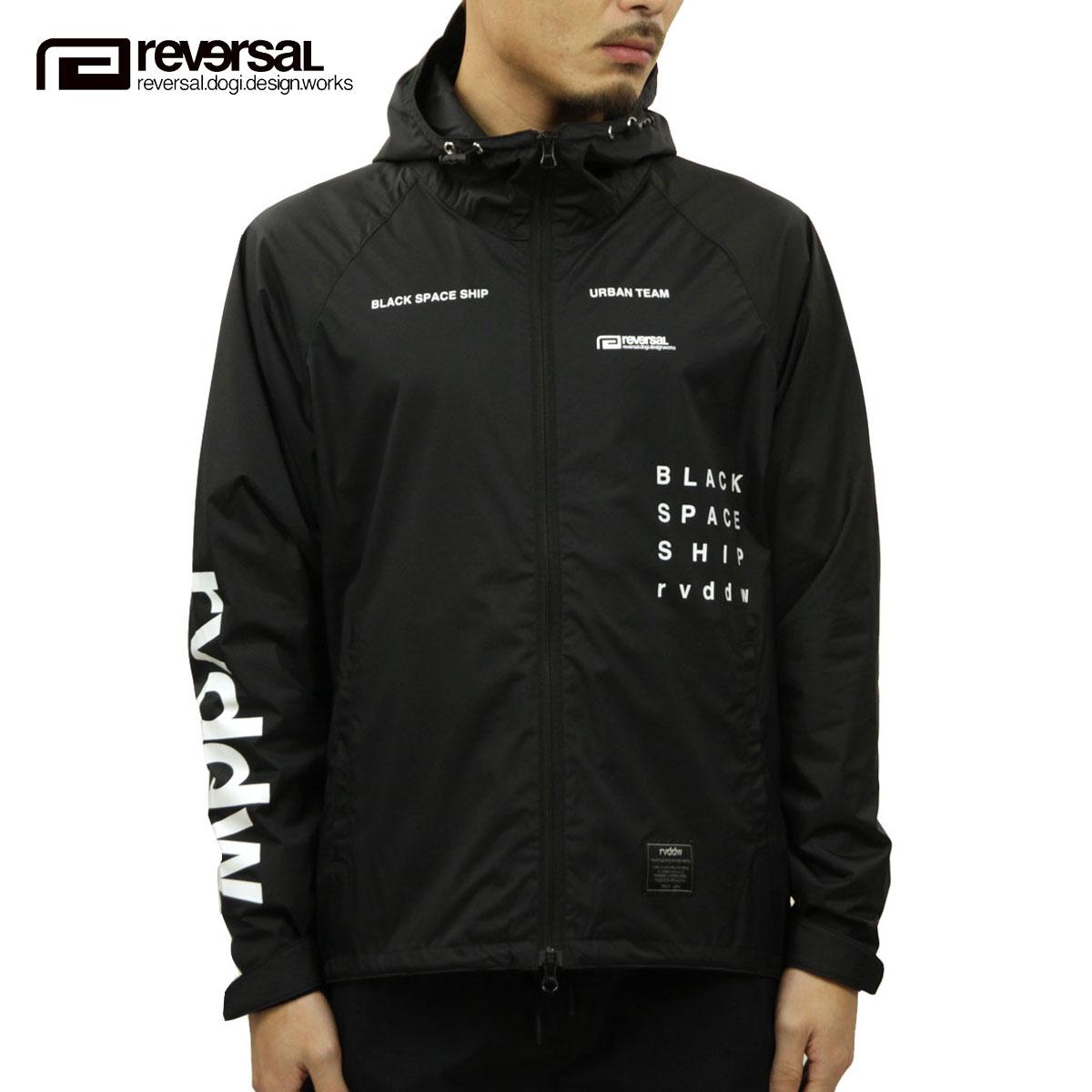 メンズファッション, コート・ジャケット  REVERSAL SPACE SHIP URBAN TEAM MOUNTAIN PARKA rv19aw003 BLACK