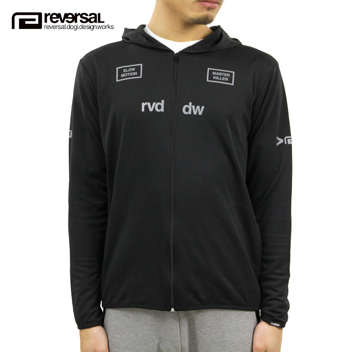 メンズファッション, コート・ジャケット  4 REVERSAL BLACK LOGO DRY MESH PARKA rv20ss202 BLACK