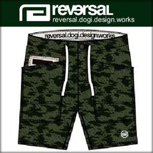 リバーサル REVERSAL 正規販売店 メンズ ショートパンツ GI-JIU-…