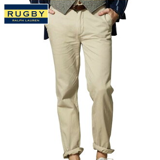Ralph Lauren Rugby genuine メンズチノ Straight Relaxed Chino khaki A07B B1C C2D D2E E05F fs3gm10P14Nov13