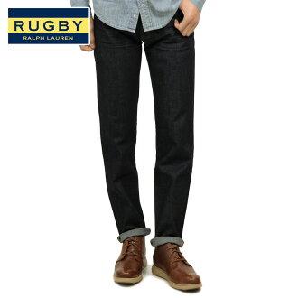 Ralph Lauren Rugby genuine men's jeans Straight Rinsed Jean A07B B1C C2D D1E E07F10P10Nov13