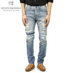 スコッチアンドソーダSCOTCH&SODA正規販売店メンズジーンズRALSTONJEANS-HERO1REGULARSLIMFIT1350751EHEROON