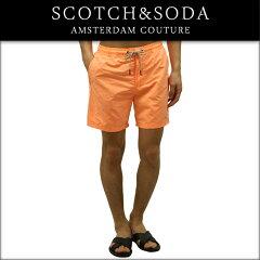 スコッチアンドソーダSCOTCH&SODA正規販売店メンズスイムパンツSEWNWAISTBANDSWIMSHORT1366960219COMBOC