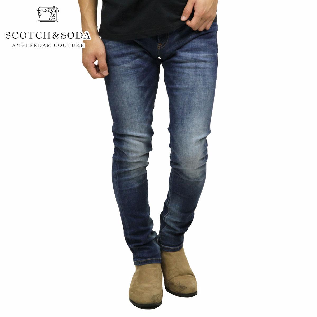 メンズファッション, ズボン・パンツ  SCOTCHSODA BASIC NOS SKIM KIMONO YES DENIM JEANS 144785 78 KIMONO D