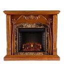 【クーポン配布中】電気式暖炉 ロイドグランデ【カルドナ 23インチ・3...
