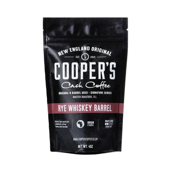 ライバレルエイジドコーヒーシングルオリジン113g豆のままCooper'sCaskCoffee