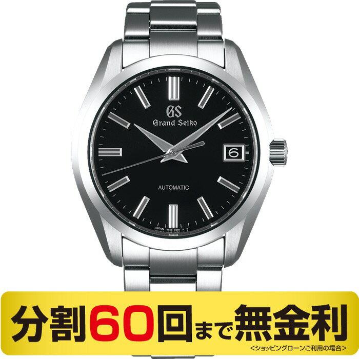 「2,000円OFFクーポン 26日9:59まで」【GSロゴが光る USBメモリー プレゼント】グランドセイコー SBGR309 メンズ 自動巻メカニカル 腕時計 (60回無金利)