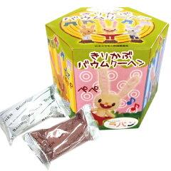 可愛いうさぎのキャラクターラパン☆バウムクーヘンがオークションに!!ラパン☆きりかぶバウム...