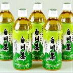 【ケース購入】こだわり緑茶 岐阜白川茶ペットボトル (500ml×24本)
