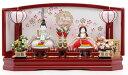 ★木目込みひな人形 喜久絵 翠萌R 親王飾 雛 名匠・逸品飾り
