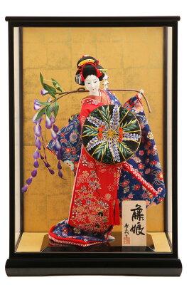 日本人形10号 藤娘