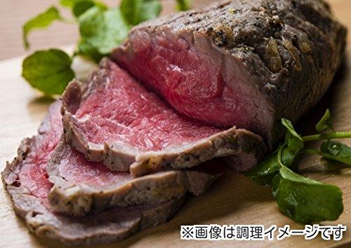 国産牛 ブロック肉 約1000g(冷凍)カレー シチュー ローストビーフ等 ※スジあり