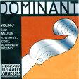 ヴァイオリン弦 ドミナント D 1/2サイズ用 ※メール便対応