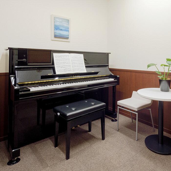 練習室レンタル[アップライトピアノ]