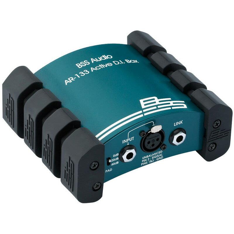 DAW・DTM・レコーダー, ダイレクトボックス BSS AUDIOAR-133