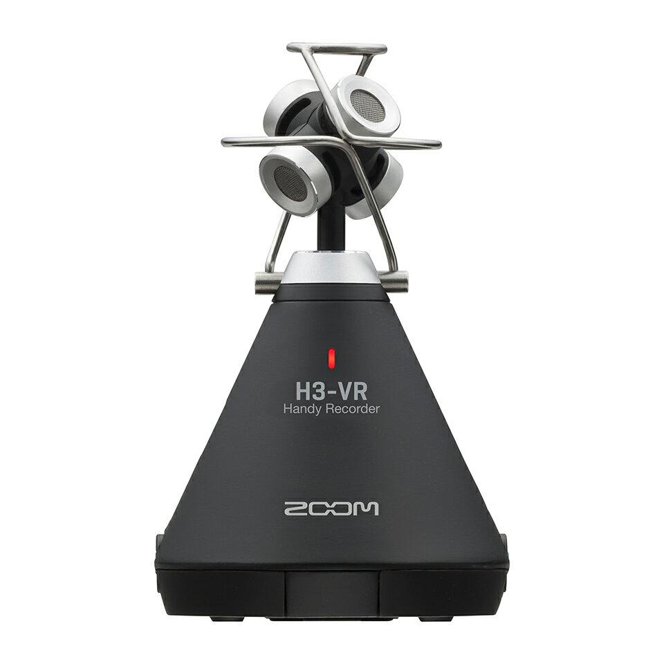 マルチトラックレコーダー, その他 ZOOMH3-VR