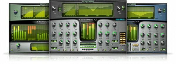 PCソフト, 音楽制作 McDSPChannel G HD v6