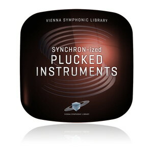 DAW・DTM・レコーダー, 音源 Vienna Symphonic LibrarySYNCHRON-IZED PLUCKED INSTRUMENTS