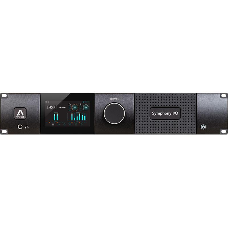 DAW・DTM・レコーダー, オーディオインターフェイス APOGEESymphony IO MKII Thunderbolt 24x24