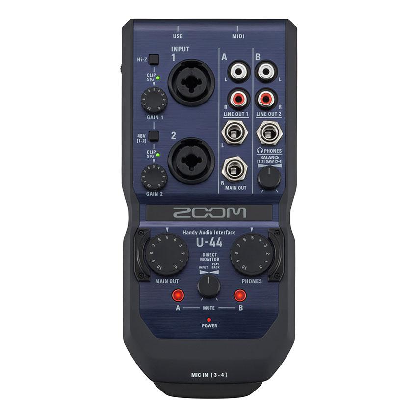 DAW・DTM・レコーダー, DTMセット ZoomU-44