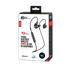 MEEAUDIO/X7PlusStereoBluetoothWirelessSportsIn-EarHDHeadphoneswithMemoryWire【在庫あり】
