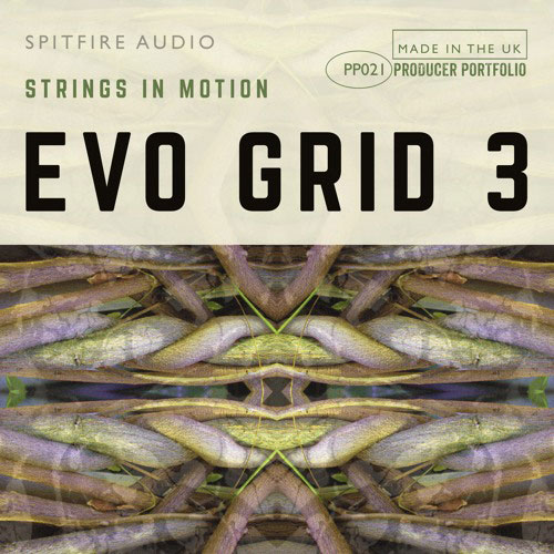 DAW・DTM・レコーダー, 音源 SPITFIRE AUDIOPP021 EVO GRID 3