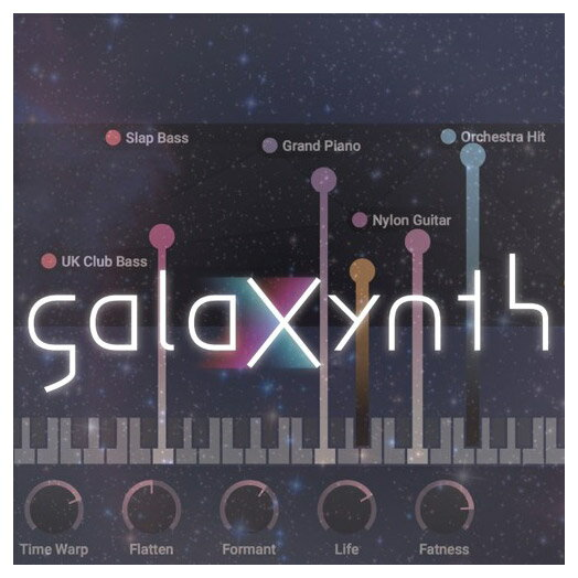 DAW・DTM・レコーダー, DTMセット HEART OF NOISEGALAXYNTH