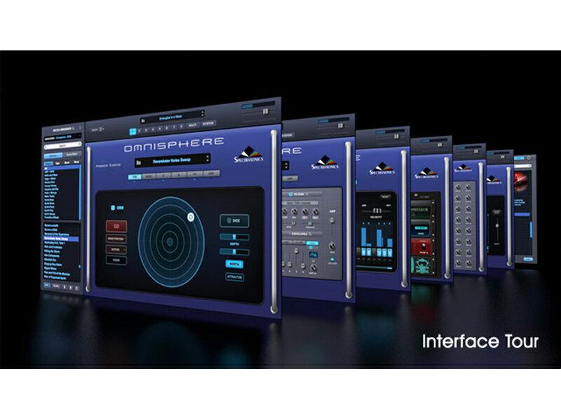 DAW・DTM・レコーダー, 音源 SpectrasonicsOmnisphere 2 USB1906R2