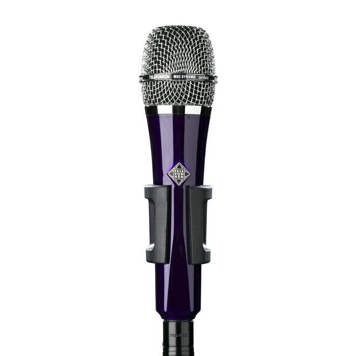 PA機器, マイク TELEFUNKEN ElektroakustikM80 Purple