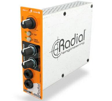 DAW・DTM・レコーダー, オーディオインターフェイス RADIALEXTC 500