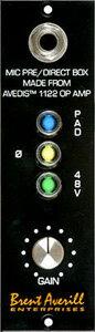 DAW・DTM・レコーダー, DTMセット BAE Audio312A Module