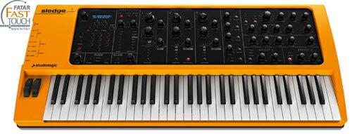ピアノ・キーボード, キーボード・シンセサイザー StudiologicSledge