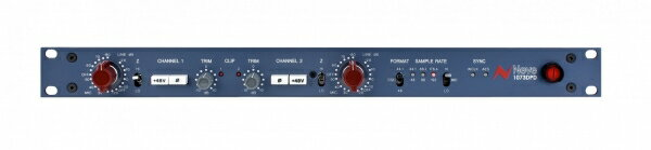 DAW・DTM・レコーダー, その他 AMS Neve1073DPD dual mic preamp