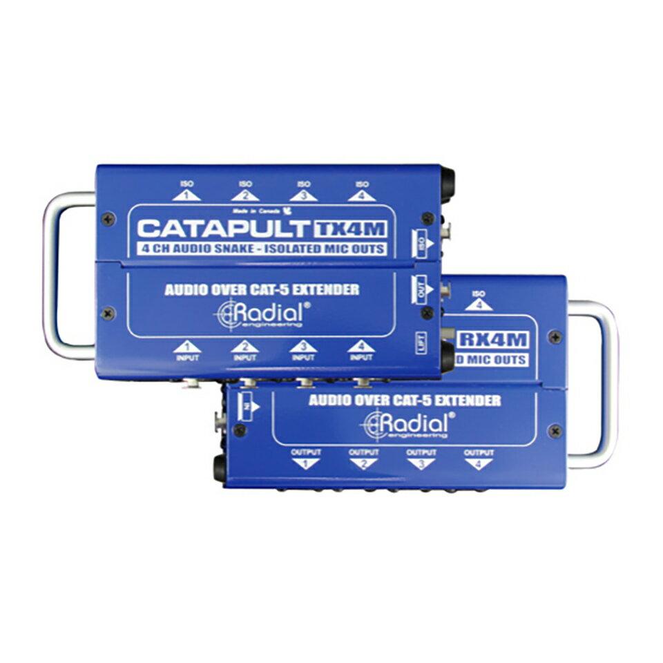 PA機器, PAシステム RadialCatapult RX4M