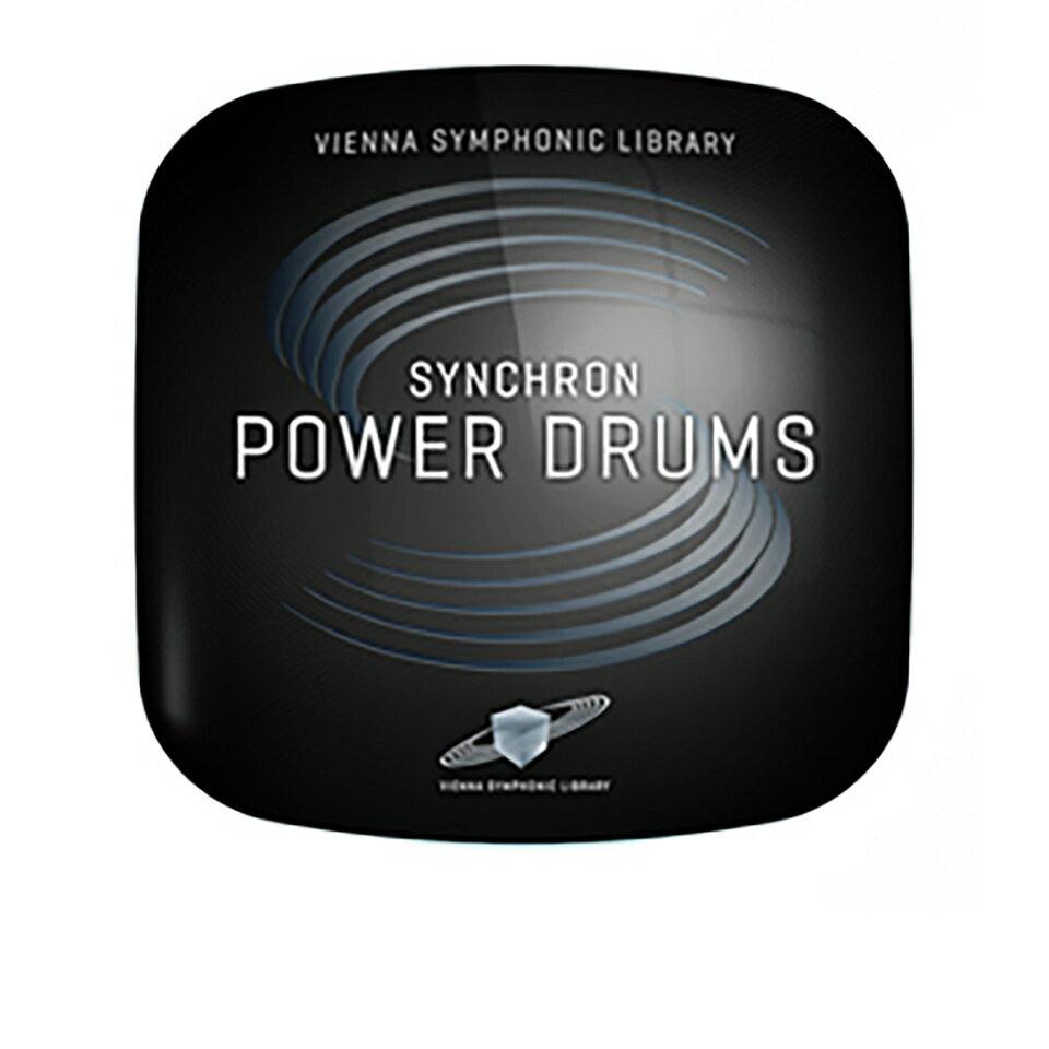 DAW・DTM・レコーダー, 音源 Vienna Symphonic LibrarySYNCHRON POWER DRUMS