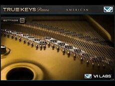 VILabs/TrueKeys:Pianos