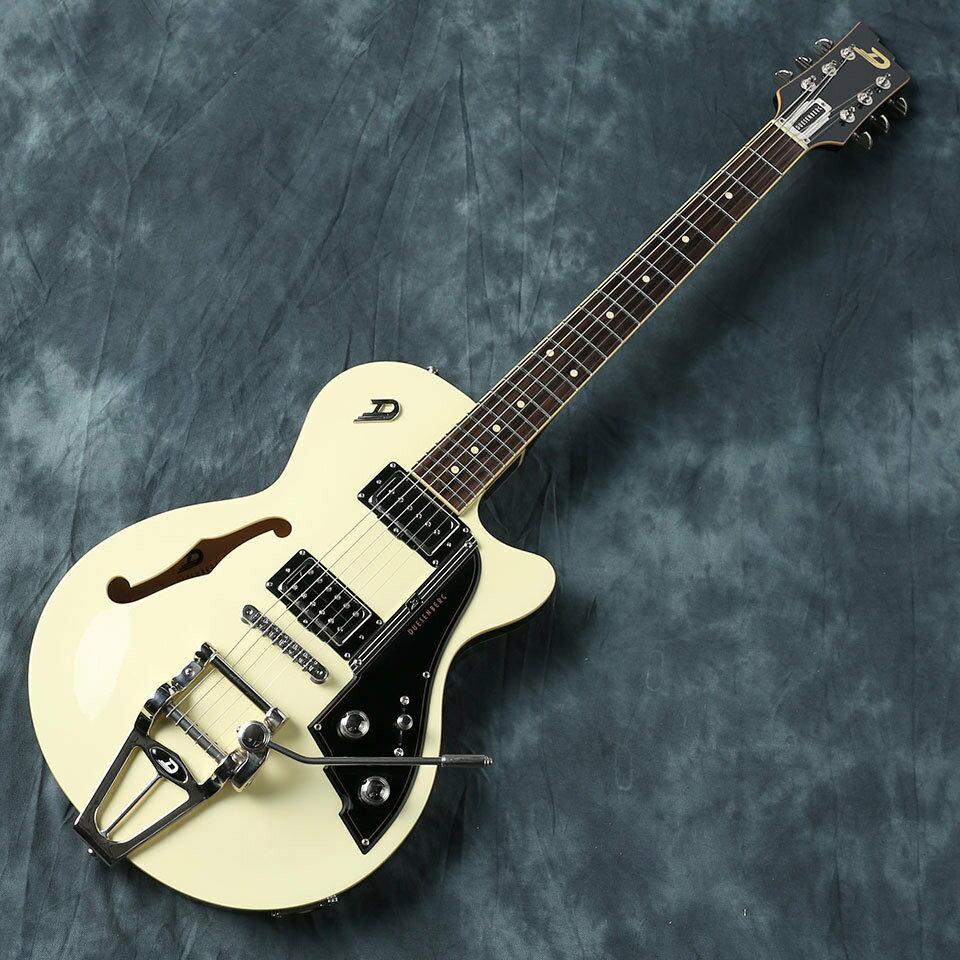 ギター, エレキギター DuesenbergDTV-VW Starplayer TV (Vintage White)