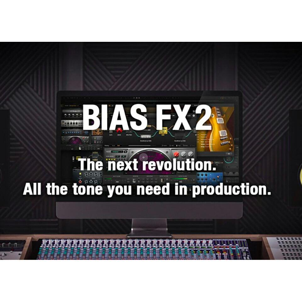 DAW・DTM・レコーダー, その他 Positive GridUpgrade From BIAS FX Standard to BIAS FX 2 Elite