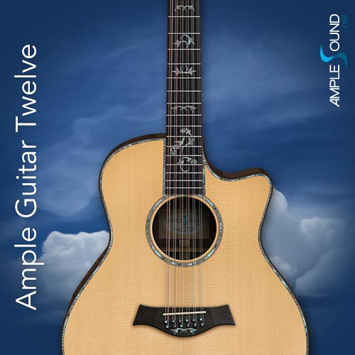 PCソフト, 音楽制作 AMPLE SOUNDAMPLE GUITAR TWELVE III